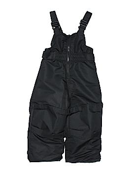 Cat & Jack Snow Pants With Bib Size 12 mo
