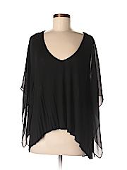 Bebe Women 3/4 Sleeve Top Size S (Petite)
