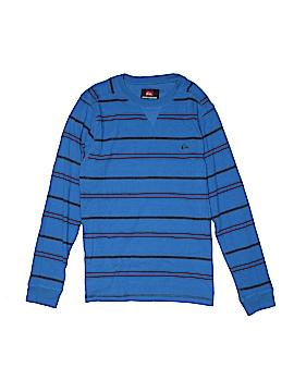 Quiksilver Long Sleeve T-Shirt Size 16 - 18