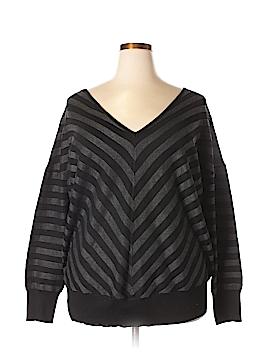 Lane Bryant Pullover Sweater Size 24 (Plus)