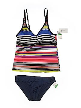 Jag Two Piece Swimsuit Size L