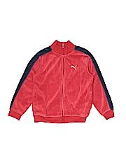 Puma Boys Jacket Size 6