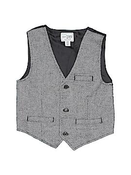 The Children's Place Tuxedo Vest Size 5 - 6