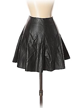 Abbeline Leather Skirt Size S