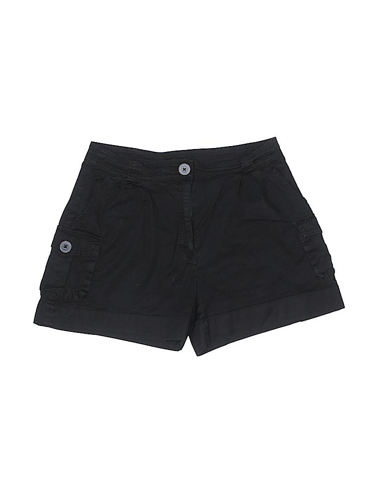 8ea61757b9 H&M Solid Black Cargo Shorts Size 6 - 60% off   thredUP