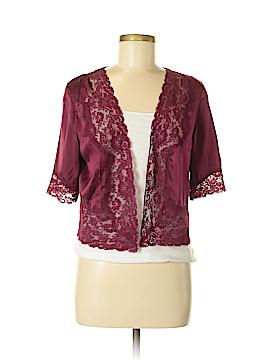 Express Design Studio Silk Cardigan Size M