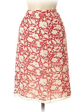 Maggy London Silk Skirt Size 8