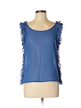 Francesca's Sleeveless Blouse Size M