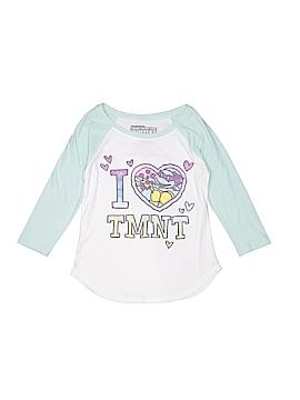 Nickelodeon Long Sleeve T-Shirt Size 10 - 12