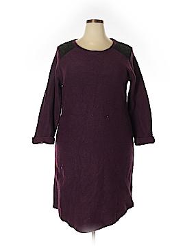Soft Surroundings Casual Dress Size 1X (Plus)