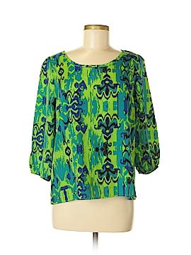 Pixi + Ivy 3/4 Sleeve Blouse Size S