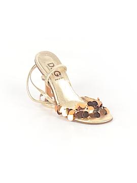 D&G Dolce & Gabbana Heels Size 37.5 (EU)