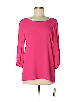 Everly 3/4 Sleeve Blouse Size M