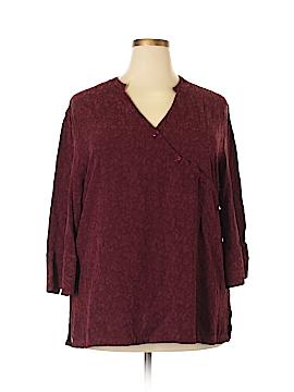 Tianello 3/4 Sleeve Top Size XL
