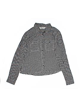 H&M Long Sleeve Button-Down Shirt Size 12 / 13