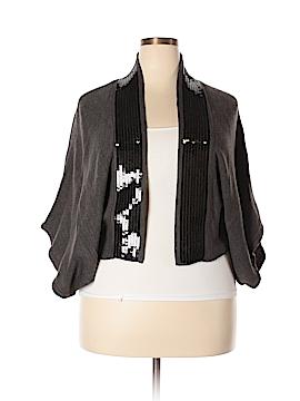 7th Avenue Design Studio New York & Company Cardigan Size 22 - 24 (Plus)