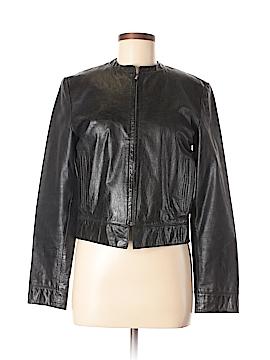 Express Leather Jacket Size 7 / 8