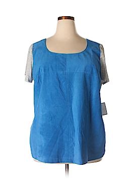 Single Los Angeles Short Sleeve T-Shirt Size 1X (Plus)