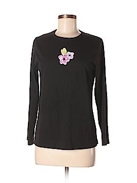 June & Daisy Long Sleeve T-Shirt Size M