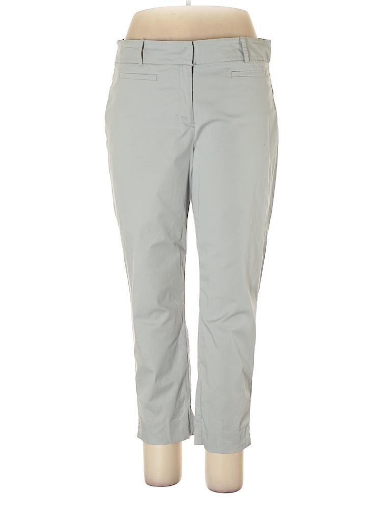 Ann Taylor Women Khakis Size 14