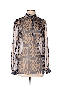 Zoa Long Sleeve Blouse Size S