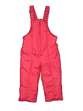 Sesame Street Snow Pants With Bib Size 3