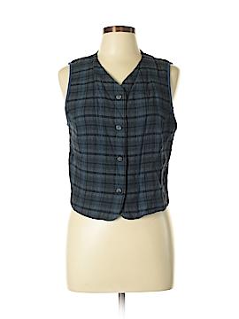 Carole Little Tuxedo Vest Size 10