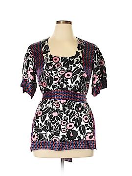 Custo Barcelona Short Sleeve Blouse Size XS (1)