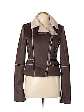 Silvergate Faux Fur Jacket Size L