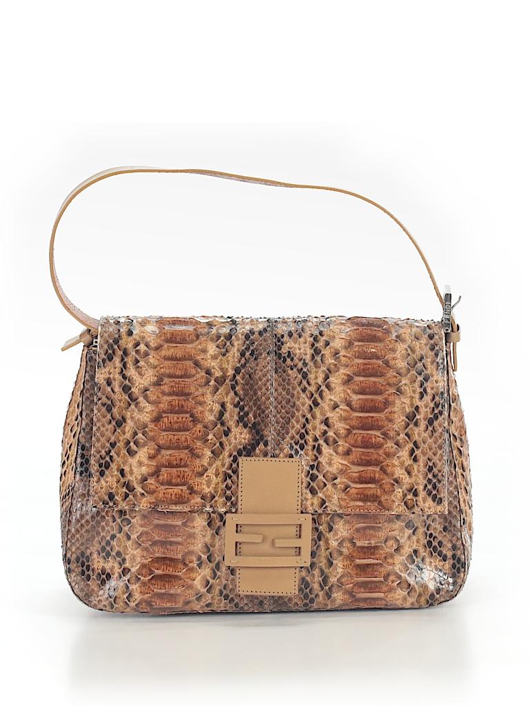 38b92b844cc1 ... clearance pin it fendi women leather shoulder bag one size f2708 350f5