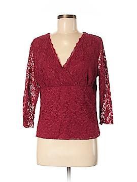 Amanda Smith 3/4 Sleeve Top Size M