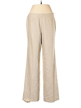 Hilton Hollis Linen Pants Size 10