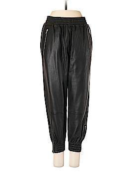 OAK Leather Pants Size XS