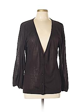 Antonio Melani Silk Cardigan Size L