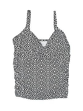 Swim Solutions Swimsuit Top Size 16