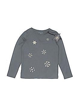 Monoprix Long Sleeve T-Shirt Size 8