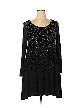 Nina Leonard Casual Dress Size L