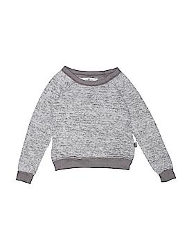 T2Love Sweatshirt Size 6