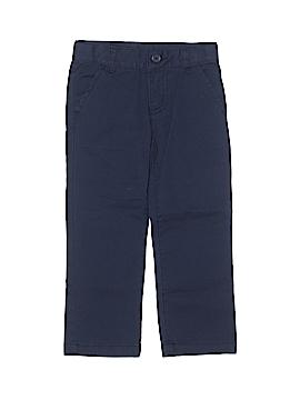 Crazy 8 Khakis Size 3T