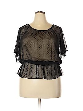 Canari Short Sleeve Top Size 2X (Plus)