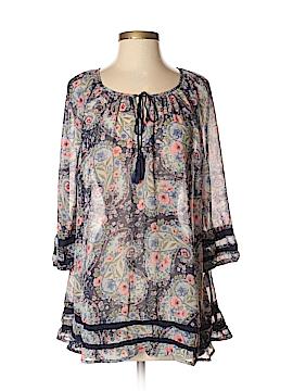 Jessica Simpson 3/4 Sleeve Blouse Size S