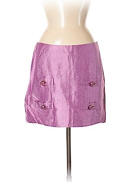 Leona by Lauren Leonard Silk Skirt Size 6