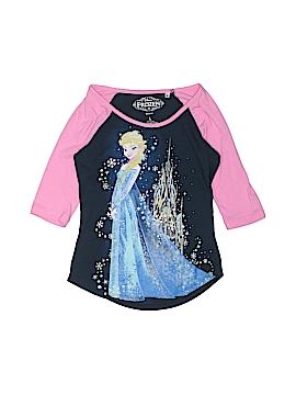 Disney 3/4 Sleeve T-Shirt Size L (Kids)