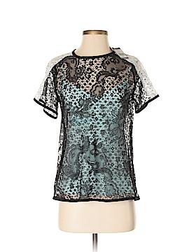 Nanette Lepore Short Sleeve Blouse Size S