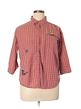 Disney 3/4 Sleeve Top Size XL