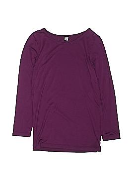 Uniqlo Long Sleeve T-Shirt Size 10