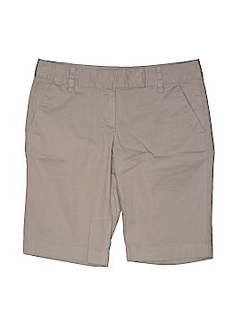 Ann Taylor Factory Khaki Shorts Size 2