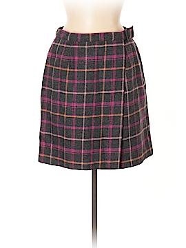 A LINE ANNE KLIEN Wool Skirt Size 8