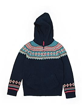 Mini Boden Wool Cardigan Size 9 - 10