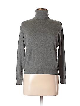 Petite Sophisticate Silk Pullover Sweater Size M